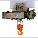 Electric hoist and crane components